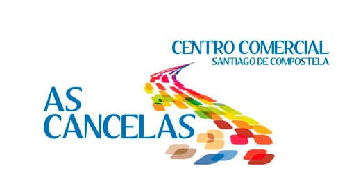 Logo Centro Comercial As Cancelas